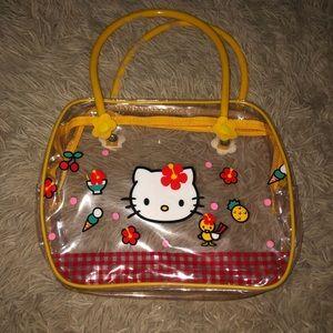 Hello Kitty Accessories - 🌼🌼 Hello kitty Purse 👛 HELLO KITTY BAG 🎃🎃